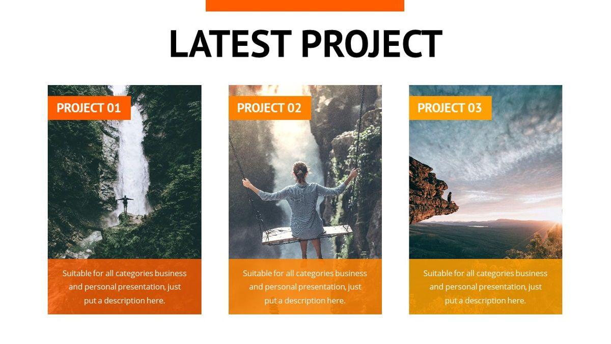 Montana - Adventure Powerpoint Template, Slide 14, 06409, Business Models — PoweredTemplate.com