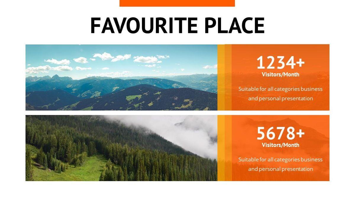 Montana - Adventure Powerpoint Template, Slide 16, 06409, Business Models — PoweredTemplate.com