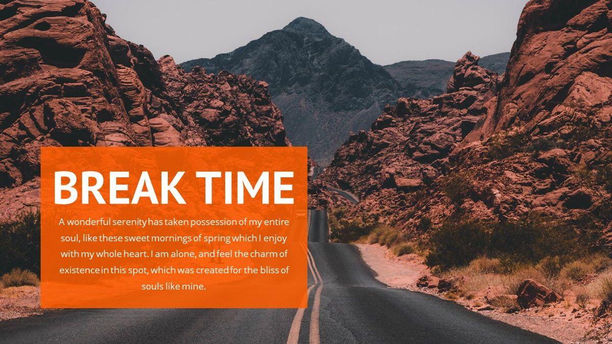 Montana - Adventure Powerpoint Template, Slide 20, 06409, Business Models — PoweredTemplate.com
