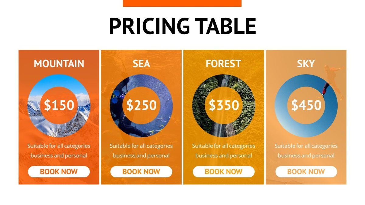 Montana - Adventure Powerpoint Template, Slide 27, 06409, Business Models — PoweredTemplate.com