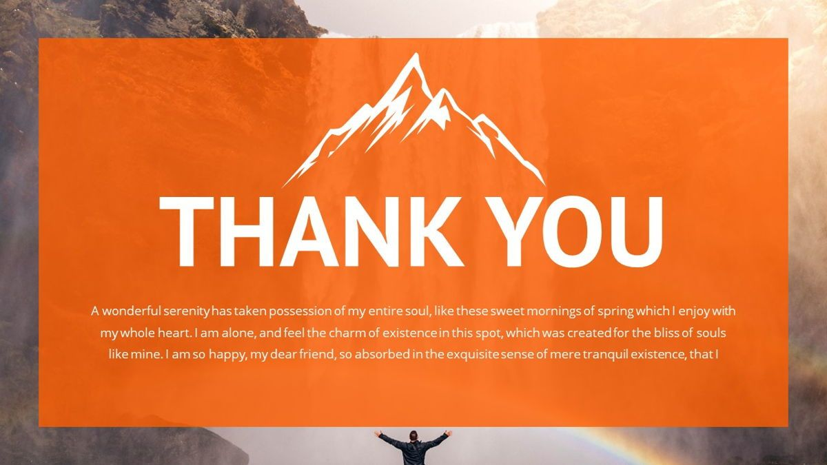 Montana - Adventure Powerpoint Template, Slide 31, 06409, Business Models — PoweredTemplate.com