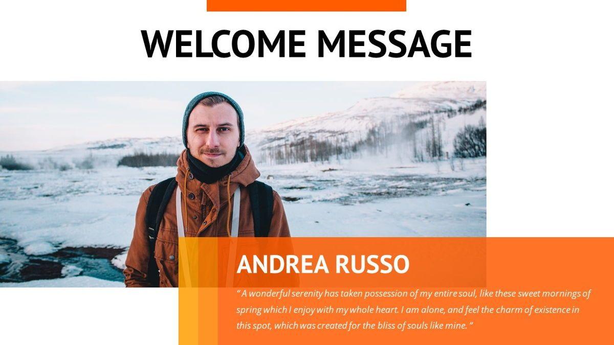 Montana - Adventure Powerpoint Template, Slide 4, 06409, Business Models — PoweredTemplate.com