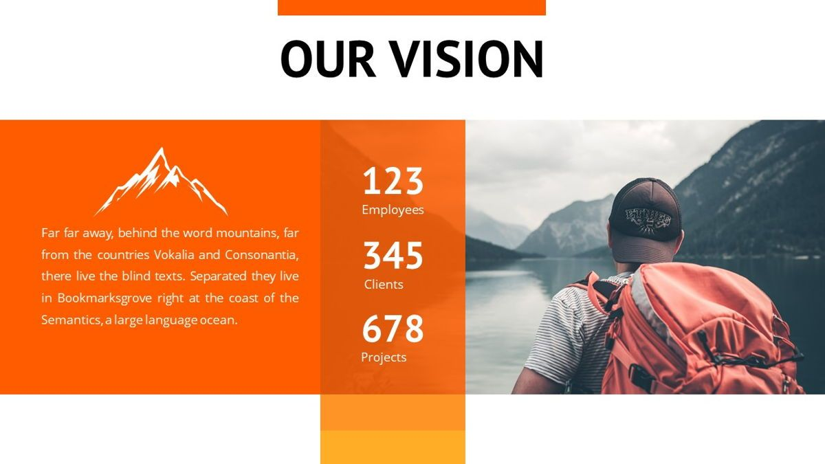 Montana - Adventure Powerpoint Template, Slide 6, 06409, Business Models — PoweredTemplate.com