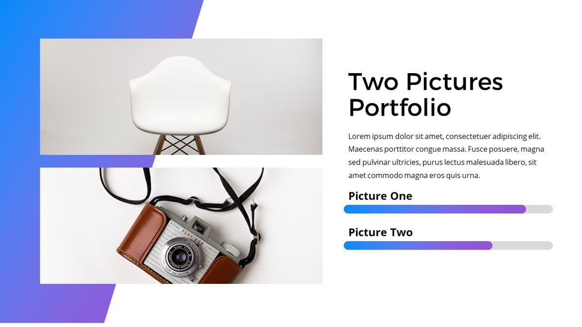 Hezring - Fabulous Powerpoint Template, Slide 19, 06411, Data Driven Diagrams and Charts — PoweredTemplate.com
