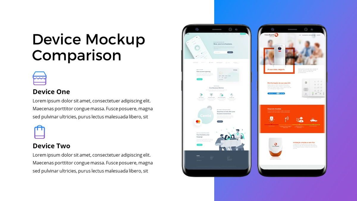 Hezring - Fabulous Powerpoint Template, Slide 23, 06411, Data Driven Diagrams and Charts — PoweredTemplate.com