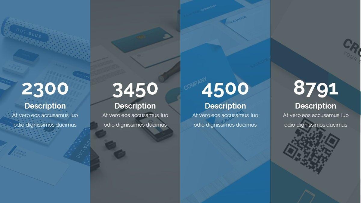 Dior - Agency Powerpoint Template, Slide 21, 06412, Business Models — PoweredTemplate.com