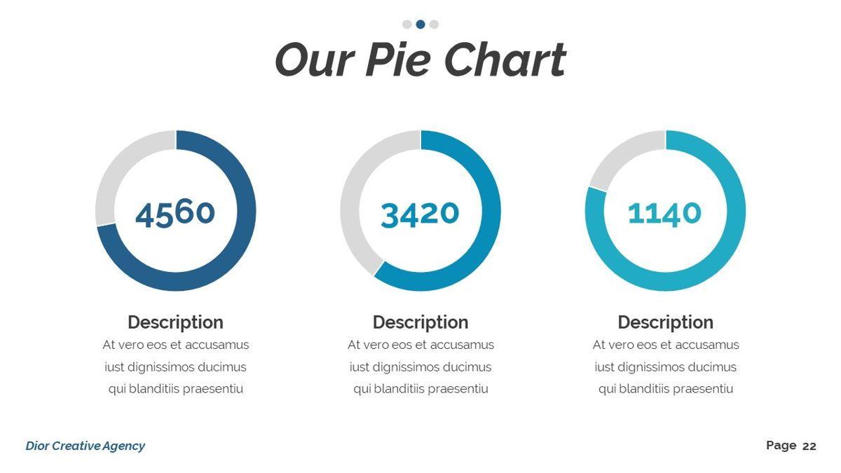 Dior - Agency Powerpoint Template, Slide 23, 06412, Business Models — PoweredTemplate.com