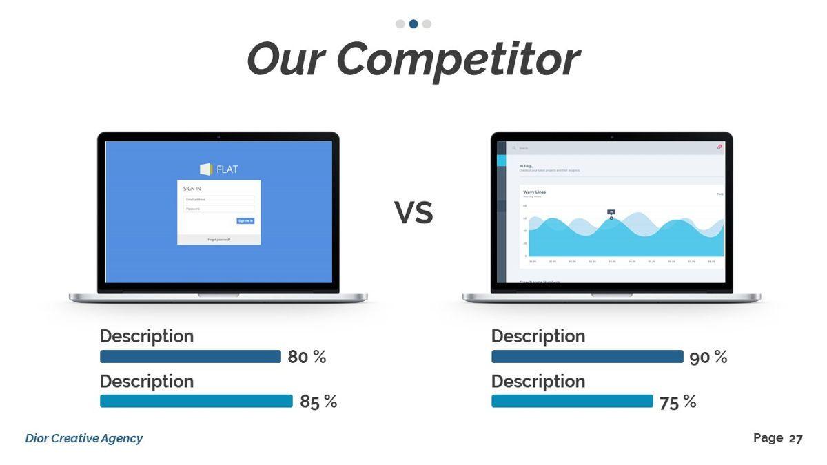 Dior - Agency Powerpoint Template, Slide 28, 06412, Business Models — PoweredTemplate.com