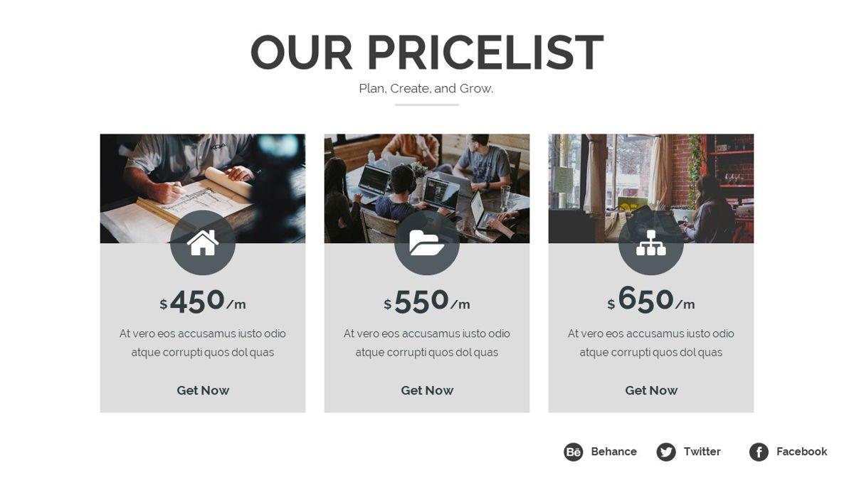 Loras - Creative Powerpoint Template, Slide 11, 06413, Business Models — PoweredTemplate.com