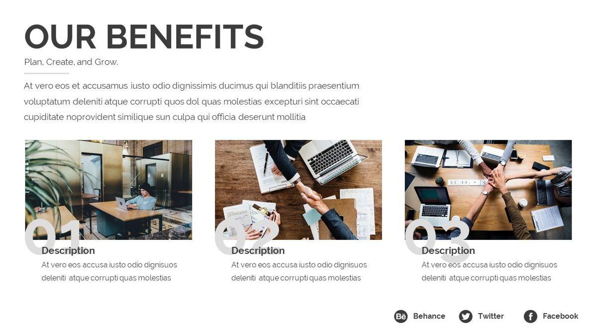 Loras - Creative Powerpoint Template, Slide 12, 06413, Business Models — PoweredTemplate.com