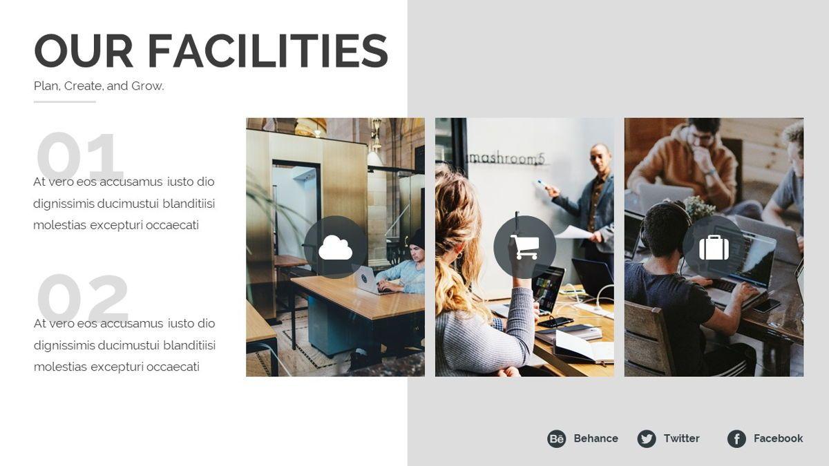 Loras - Creative Powerpoint Template, Slide 13, 06413, Business Models — PoweredTemplate.com