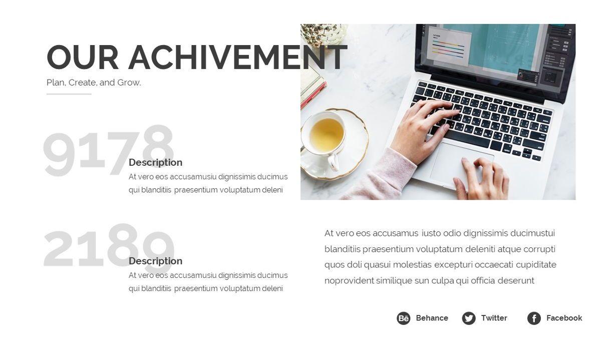 Loras - Creative Powerpoint Template, Slide 14, 06413, Business Models — PoweredTemplate.com