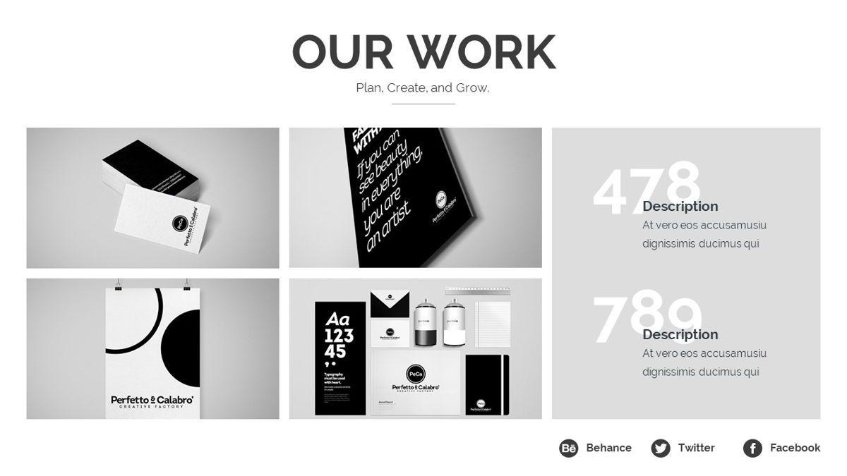Loras - Creative Powerpoint Template, Slide 19, 06413, Business Models — PoweredTemplate.com