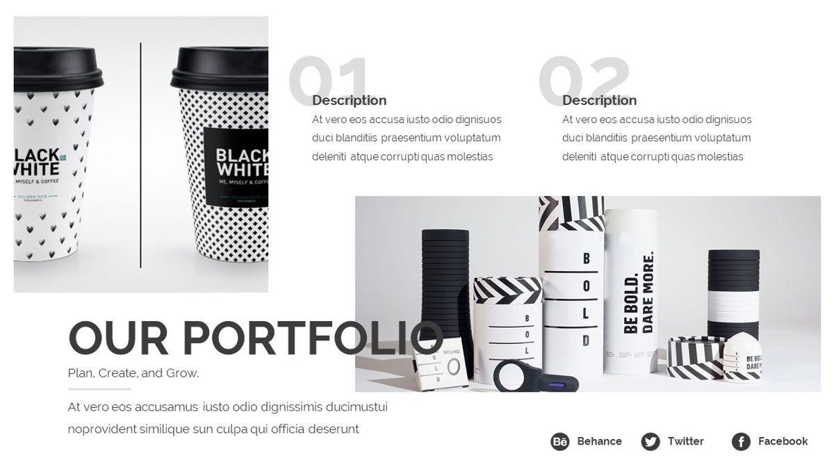 Loras - Creative Powerpoint Template, Slide 21, 06413, Business Models — PoweredTemplate.com