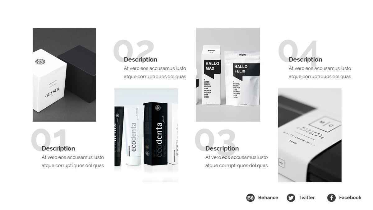 Loras - Creative Powerpoint Template, Slide 22, 06413, Business Models — PoweredTemplate.com