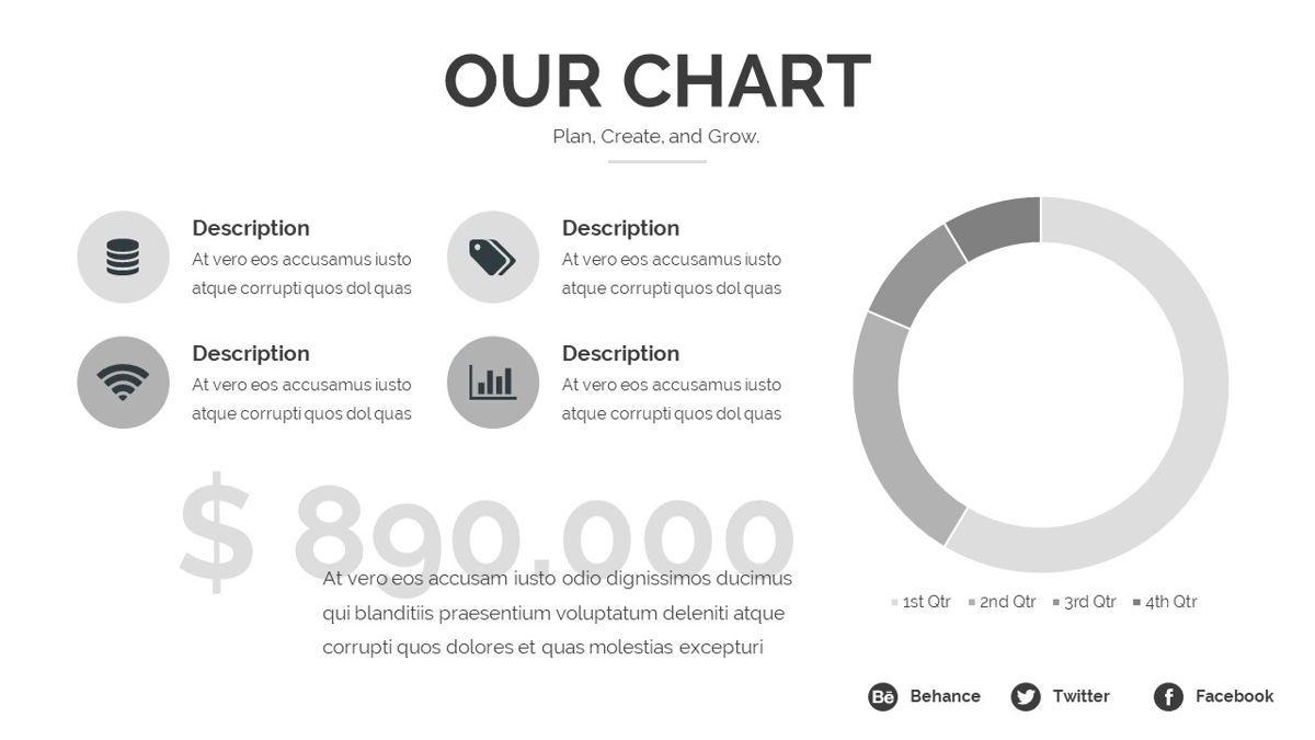 Loras - Creative Powerpoint Template, Slide 24, 06413, Business Models — PoweredTemplate.com