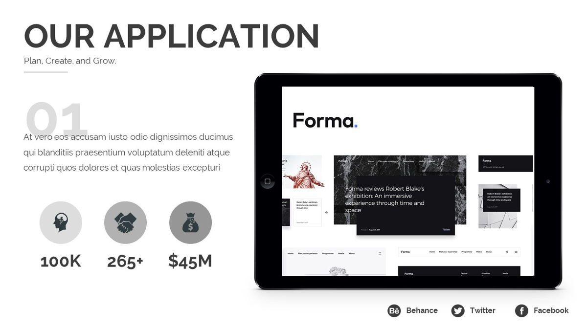 Loras - Creative Powerpoint Template, Slide 26, 06413, Business Models — PoweredTemplate.com
