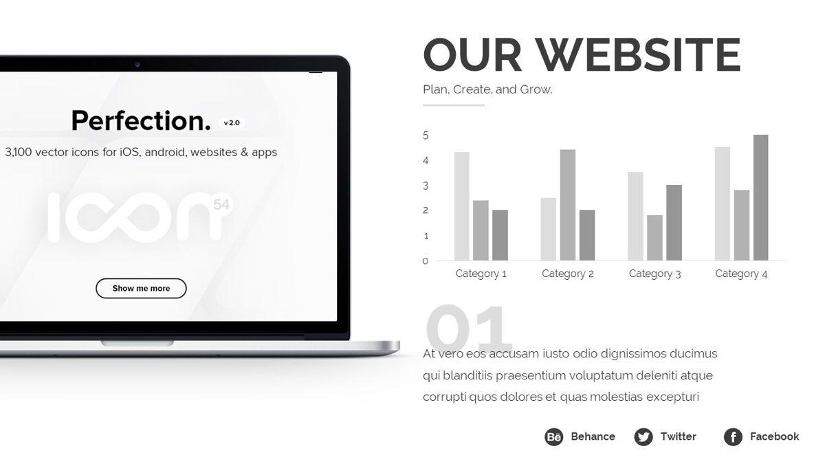 Loras - Creative Powerpoint Template, Slide 27, 06413, Business Models — PoweredTemplate.com