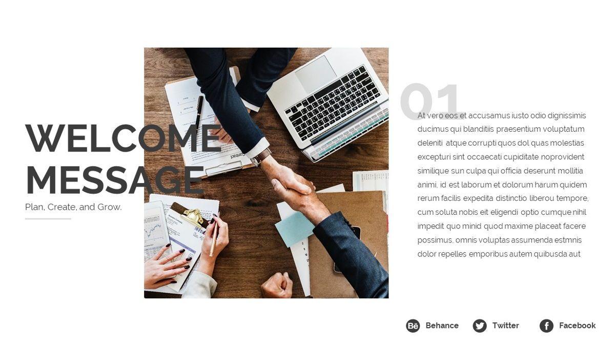 Loras - Creative Powerpoint Template, Slide 4, 06413, Business Models — PoweredTemplate.com