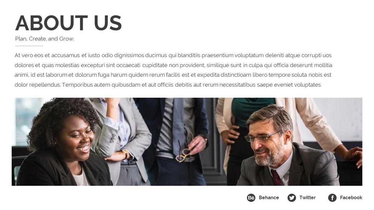 Loras - Creative Powerpoint Template, Slide 5, 06413, Business Models — PoweredTemplate.com