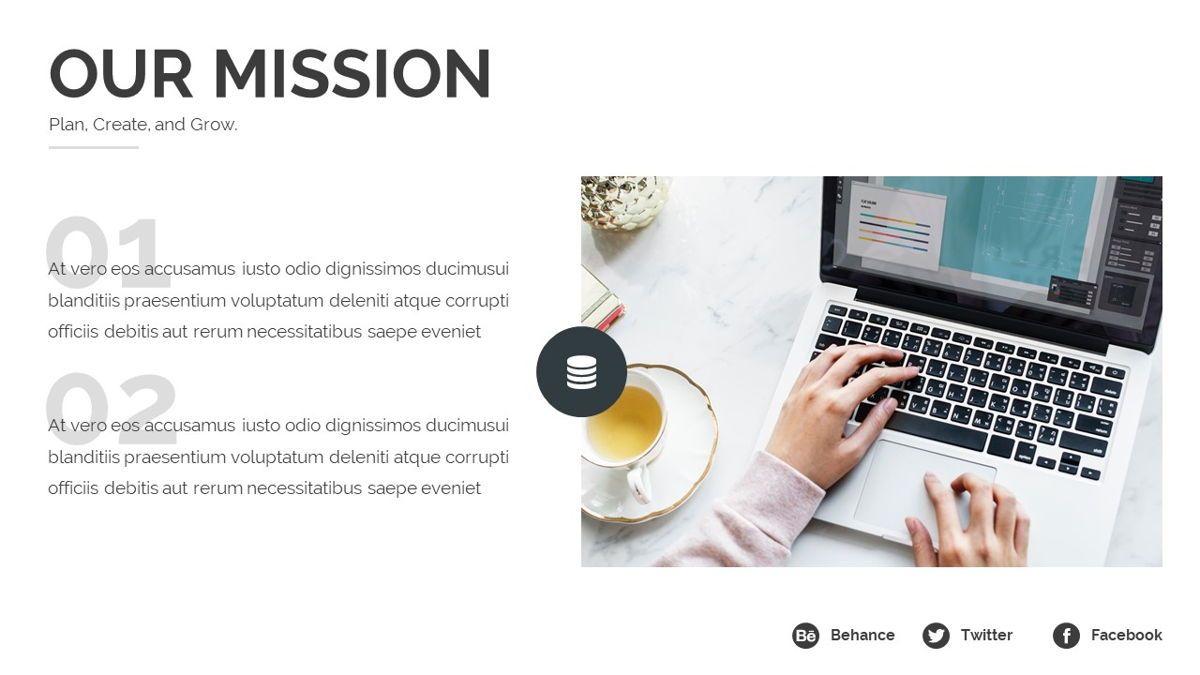 Loras - Creative Powerpoint Template, Slide 6, 06413, Business Models — PoweredTemplate.com