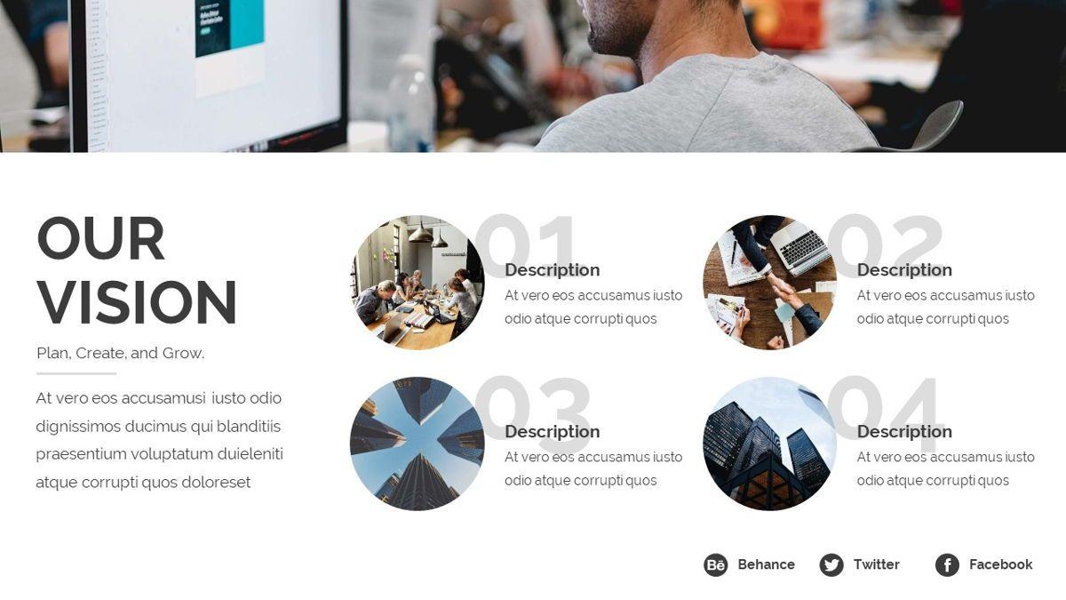 Loras - Creative Powerpoint Template, Slide 7, 06413, Business Models — PoweredTemplate.com