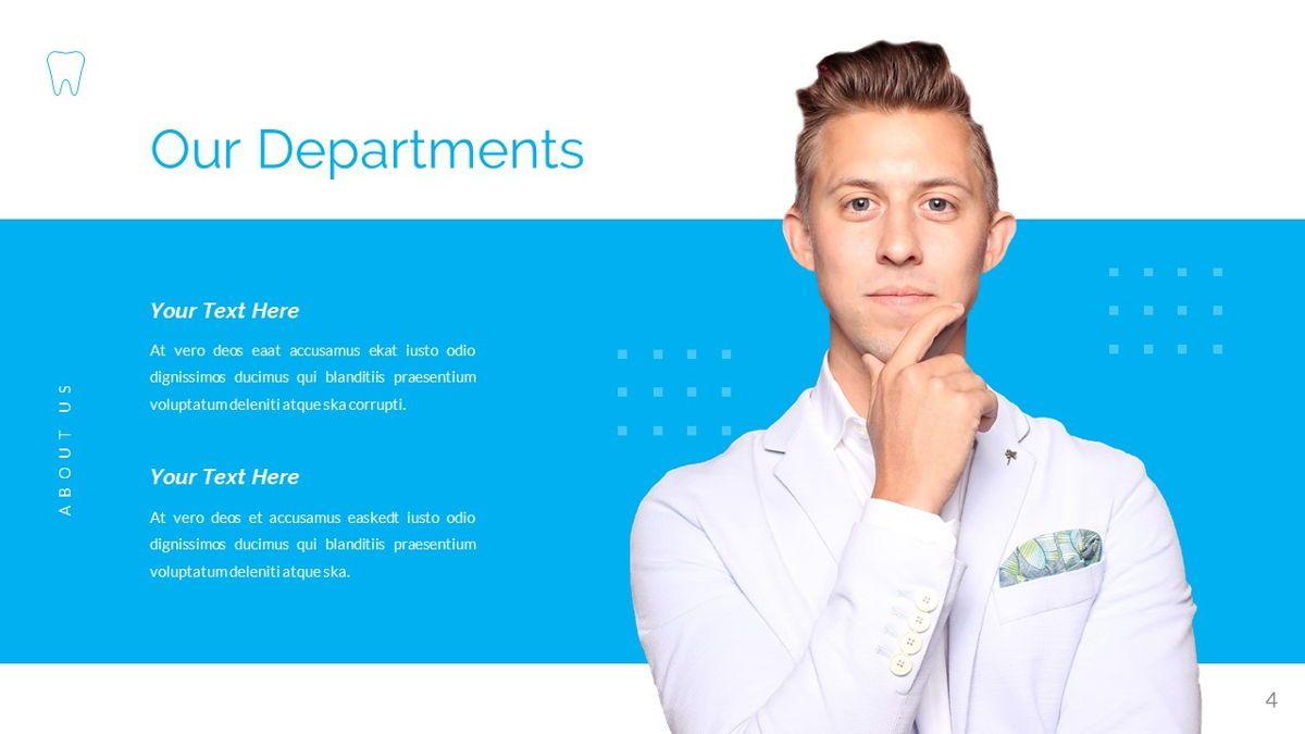 DENTIST - Presentation Powerpoints Template, Slide 4, 06415, Business Models — PoweredTemplate.com