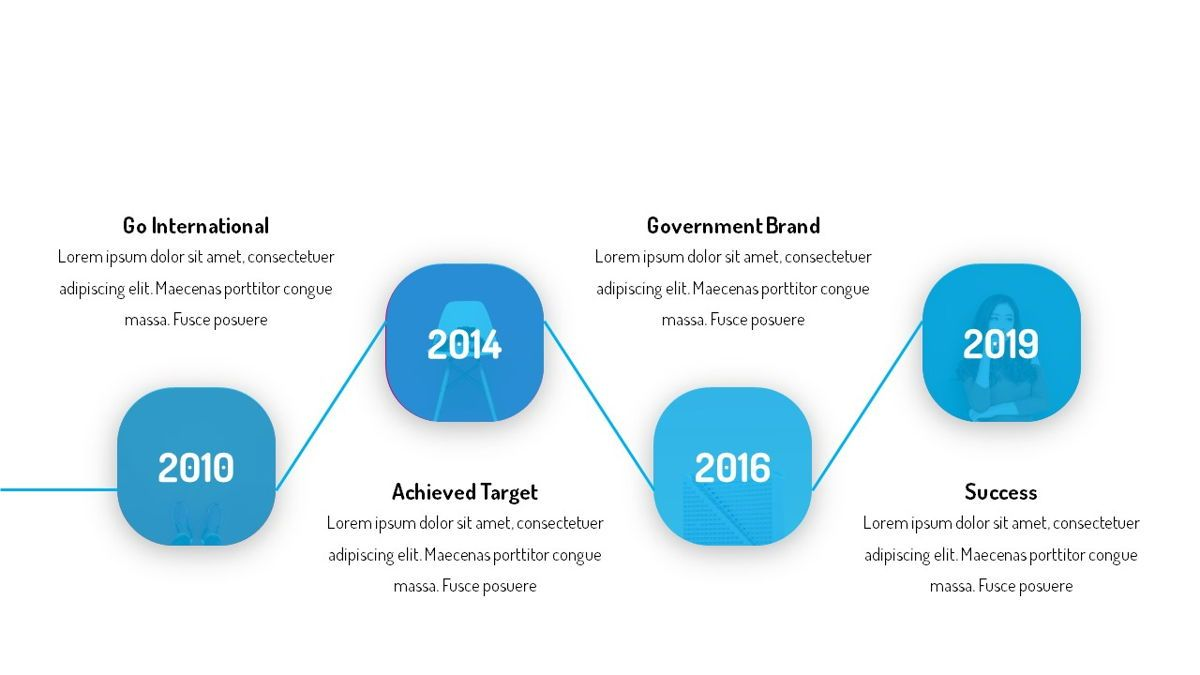 Versie - Fluid Style Powerpoint Template, Slide 13, 06418, Business Models — PoweredTemplate.com