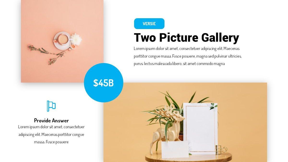 Versie - Fluid Style Powerpoint Template, Slide 20, 06418, Business Models — PoweredTemplate.com