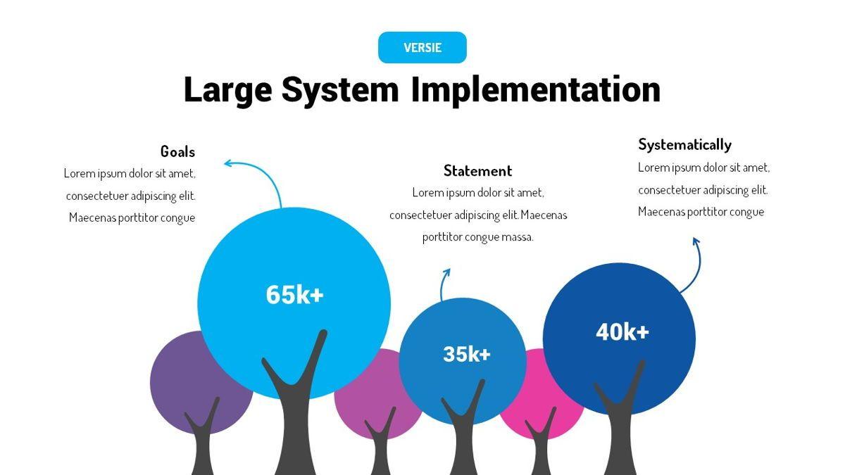 Versie - Fluid Style Powerpoint Template, Slide 27, 06418, Business Models — PoweredTemplate.com