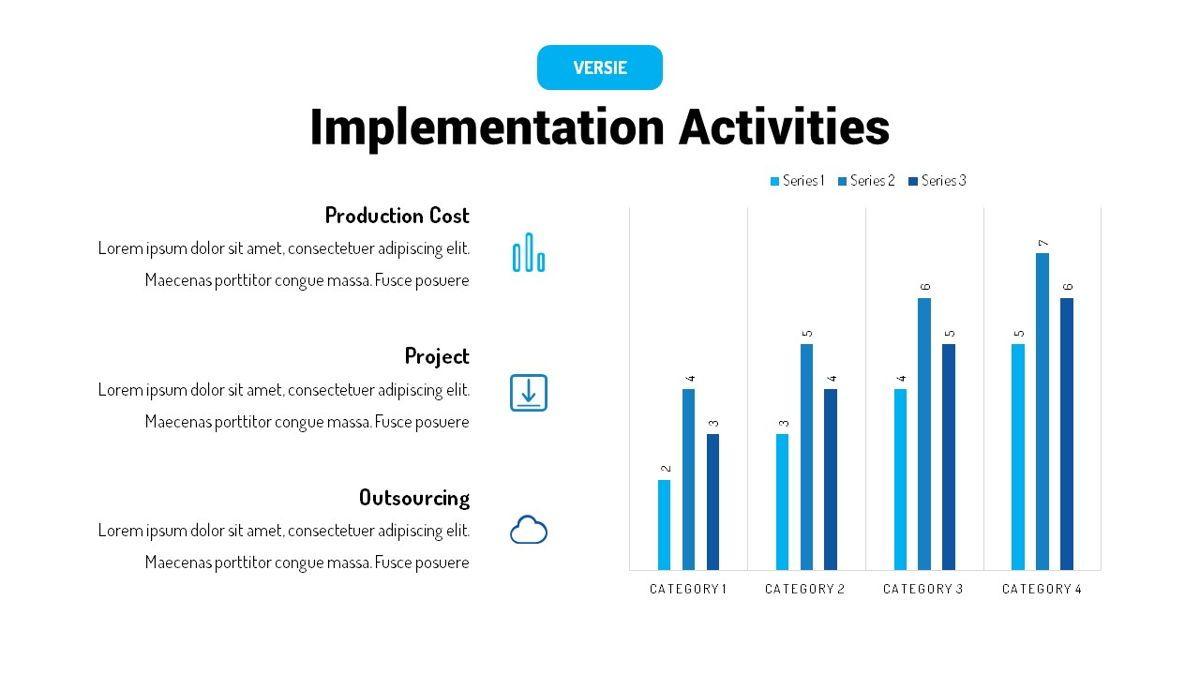 Versie - Fluid Style Powerpoint Template, Slide 28, 06418, Business Models — PoweredTemplate.com