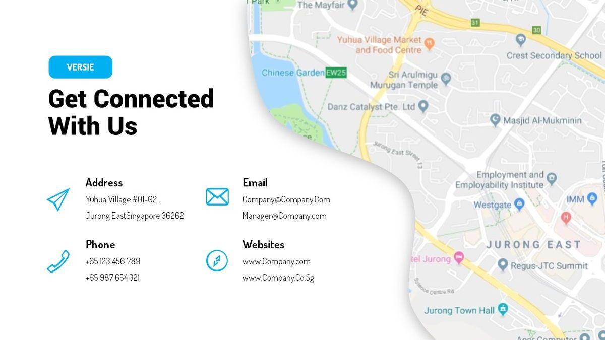 Versie - Fluid Style Powerpoint Template, Slide 30, 06418, Business Models — PoweredTemplate.com