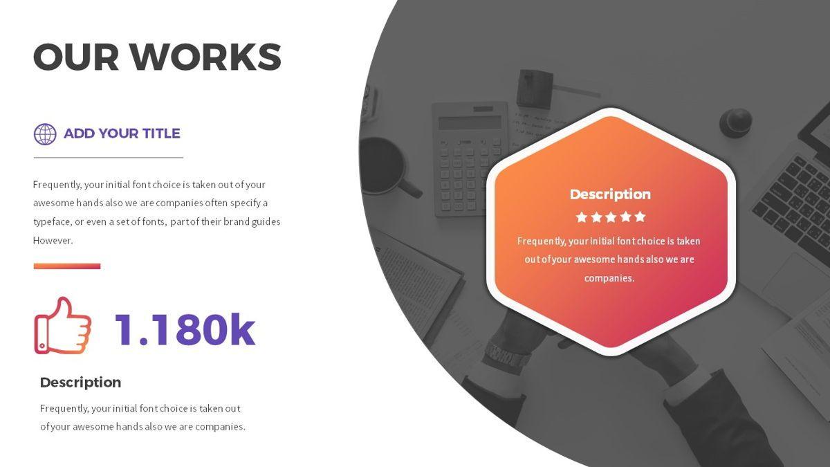 Digi - Digital Powerpoint Template, Slide 17, 06419, Business Models — PoweredTemplate.com