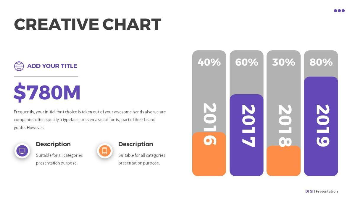 Digi - Digital Powerpoint Template, Slide 26, 06419, Business Models — PoweredTemplate.com