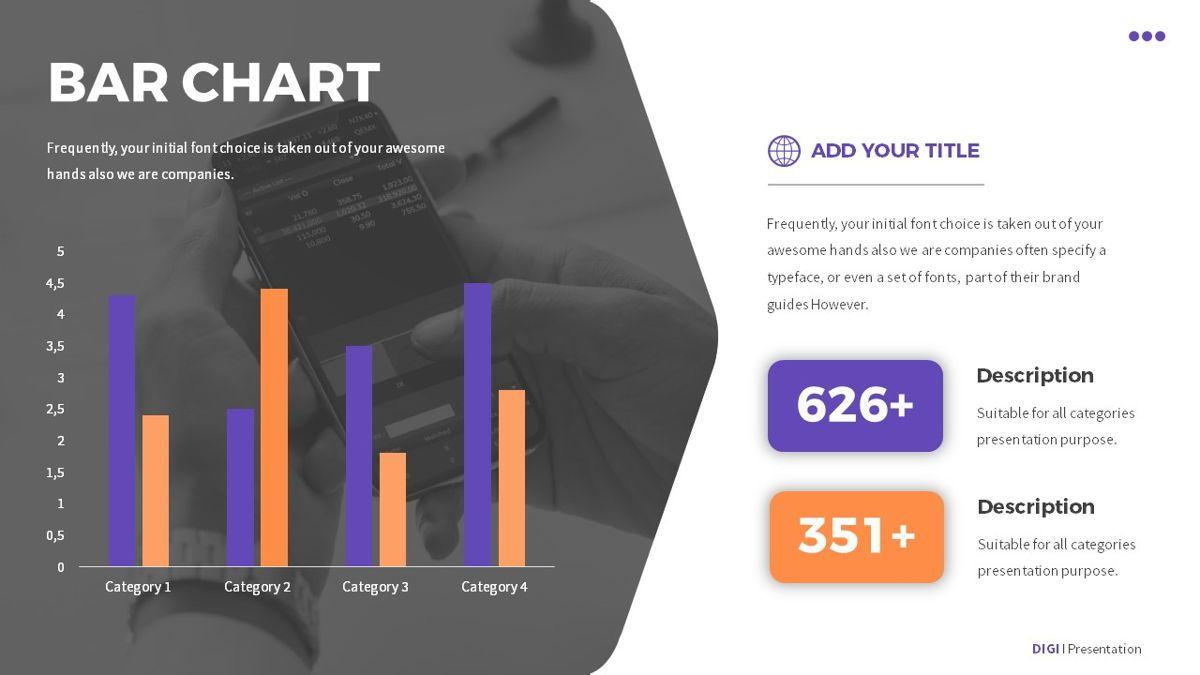 Digi - Digital Powerpoint Template, Slide 27, 06419, Business Models — PoweredTemplate.com