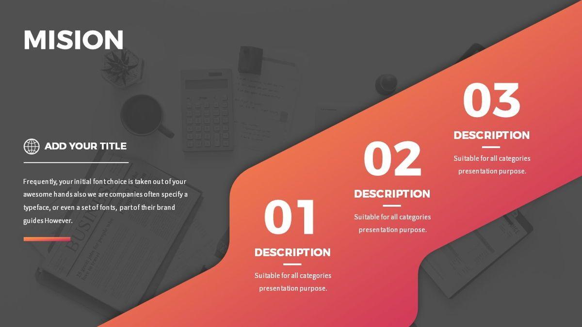 Digi - Digital Powerpoint Template, Slide 6, 06419, Business Models — PoweredTemplate.com