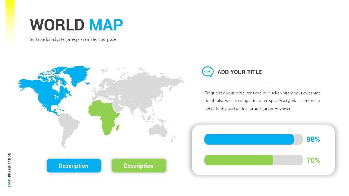 Lovo - Minimal Gradient Powerpoint Template, Slide 27, 06420, Business Models — PoweredTemplate.com