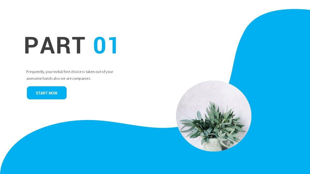 Lovo - Minimal Gradient Powerpoint Template, Slide 4, 06420, Business Models — PoweredTemplate.com