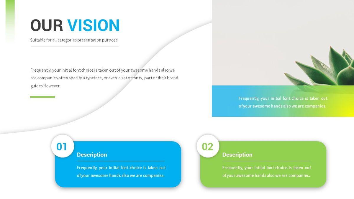 Lovo - Minimal Gradient Powerpoint Template, Slide 7, 06420, Business Models — PoweredTemplate.com