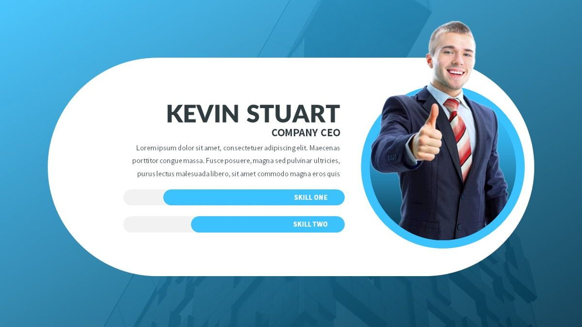 Besto - Abstract Powerpoint Template, Slide 17, 06421, Business Models — PoweredTemplate.com