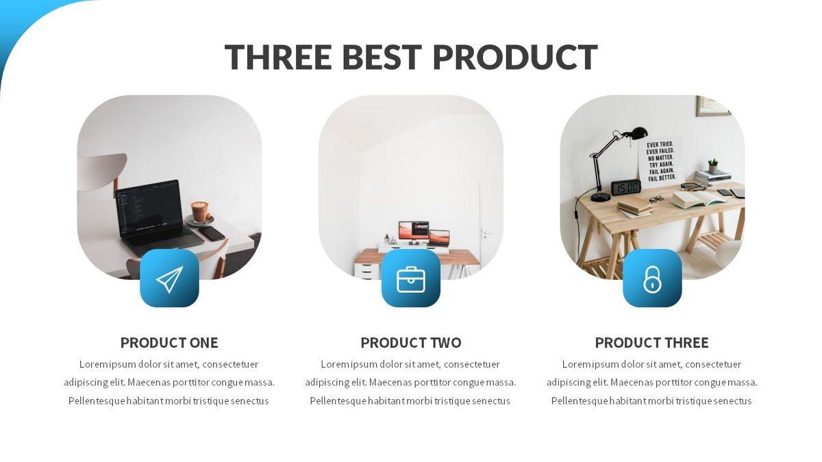 Besto - Abstract Powerpoint Template, Slide 21, 06421, Business Models — PoweredTemplate.com