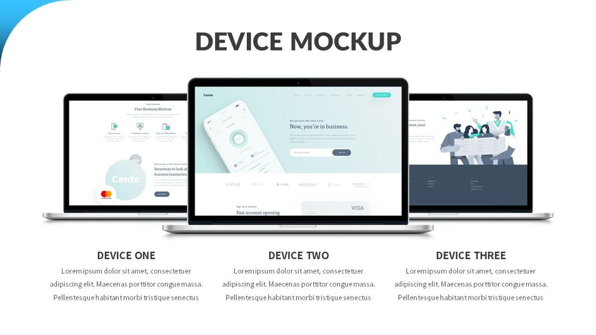 Besto - Abstract Powerpoint Template, Slide 23, 06421, Business Models — PoweredTemplate.com