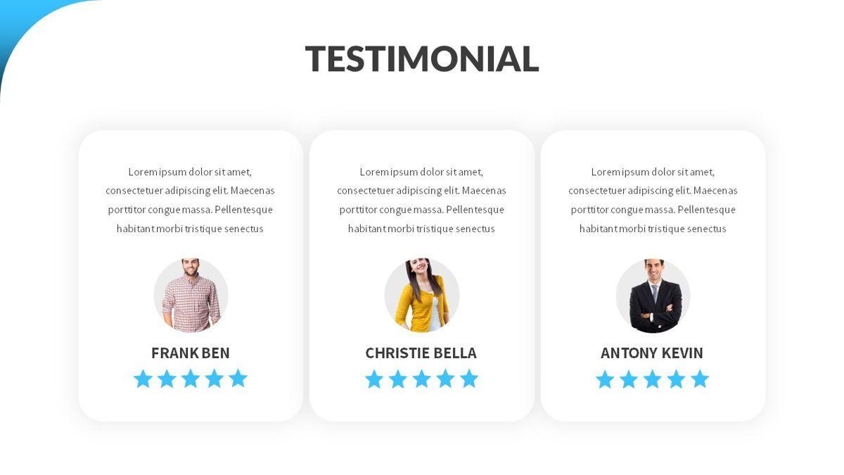 Besto - Abstract Powerpoint Template, Slide 24, 06421, Business Models — PoweredTemplate.com