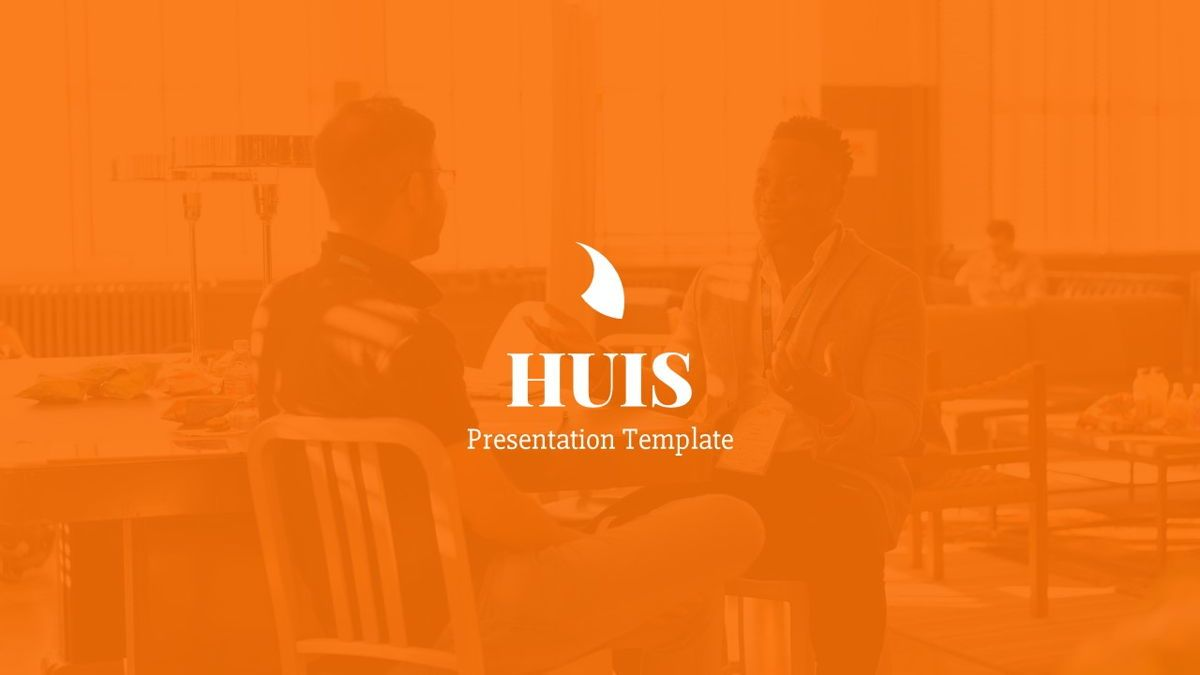 Huis - Powerpoint Presentation Template, Slide 2, 06422, Business Models — PoweredTemplate.com