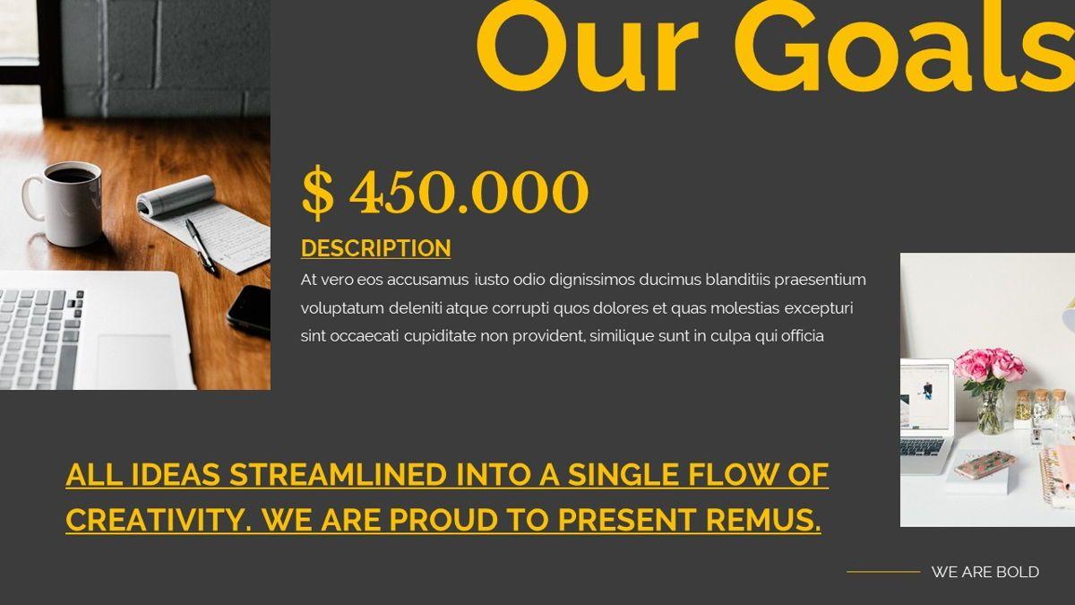 Remus - Bold Powerpoint Template, Slide 13, 06423, Business Models — PoweredTemplate.com