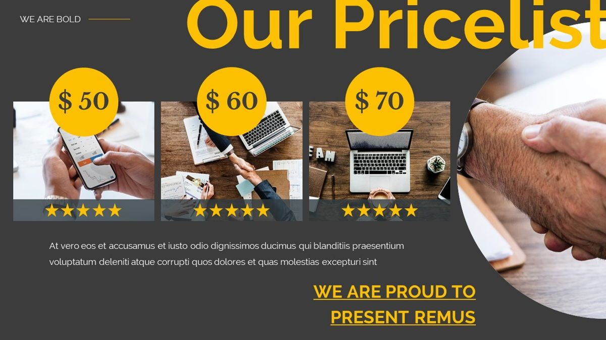 Remus - Bold Powerpoint Template, Slide 16, 06423, Business Models — PoweredTemplate.com