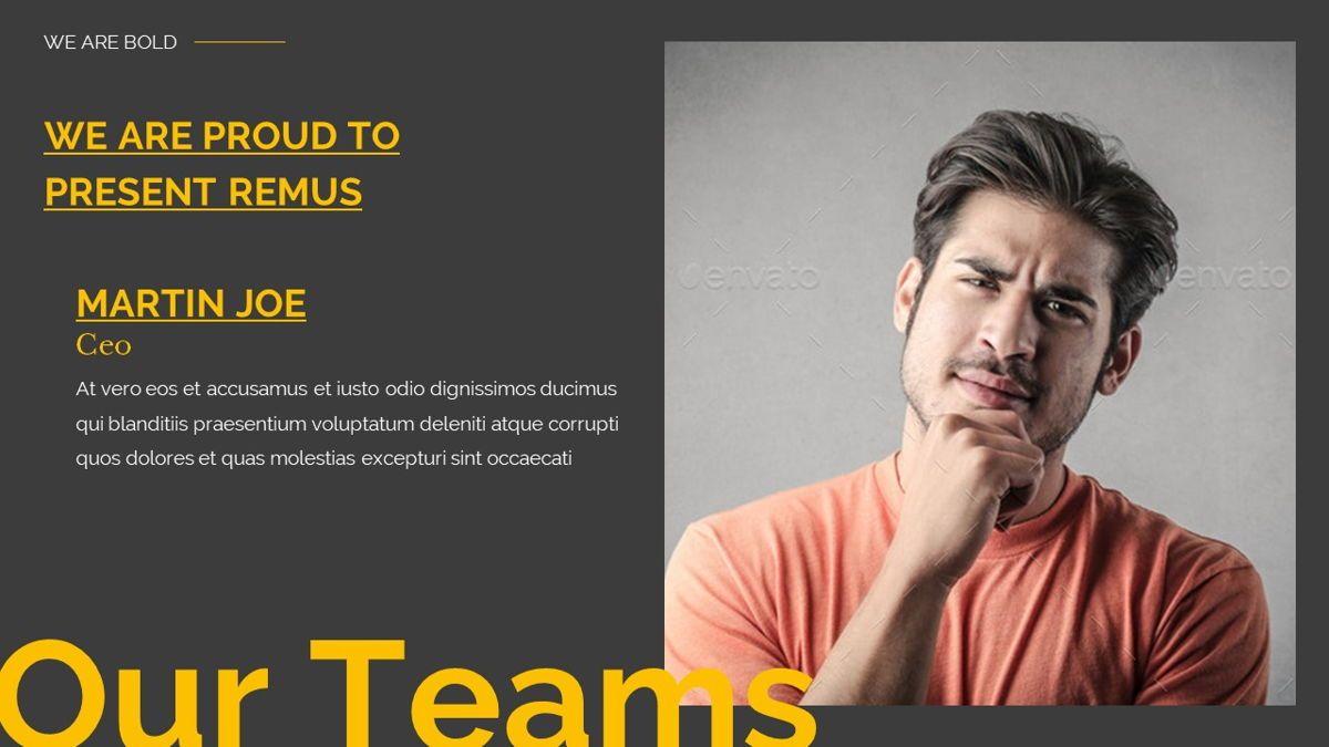 Remus - Bold Powerpoint Template, Slide 17, 06423, Business Models — PoweredTemplate.com