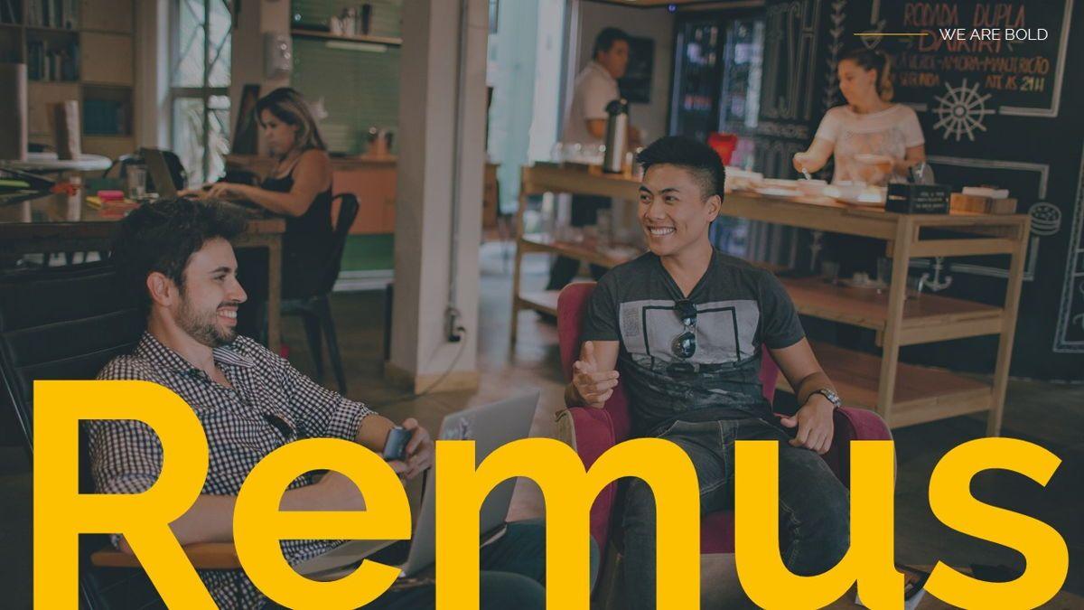 Remus - Bold Powerpoint Template, Slide 2, 06423, Business Models — PoweredTemplate.com