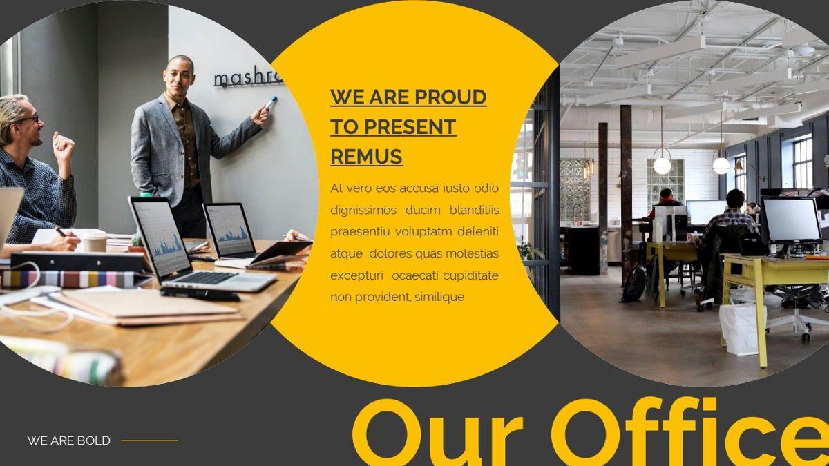 Remus - Bold Powerpoint Template, Slide 20, 06423, Business Models — PoweredTemplate.com