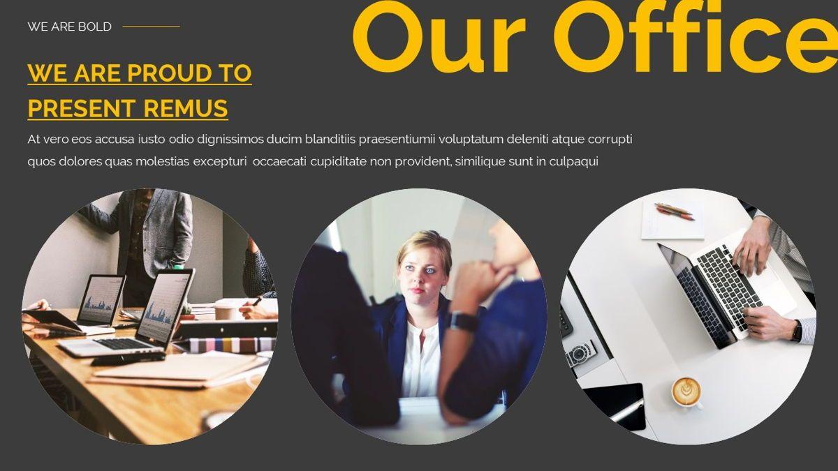 Remus - Bold Powerpoint Template, Slide 21, 06423, Business Models — PoweredTemplate.com